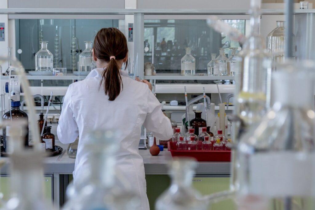 Química, fórmula, copywriting